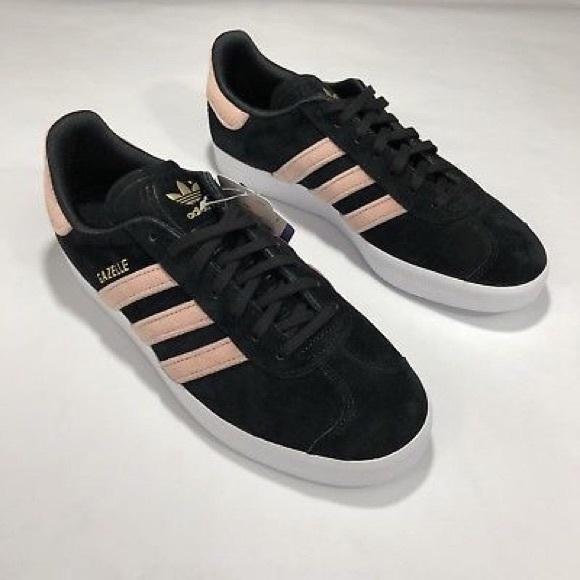 more photos de796 2c410 Adidas Originals W Gazelle Velvet BlackPink